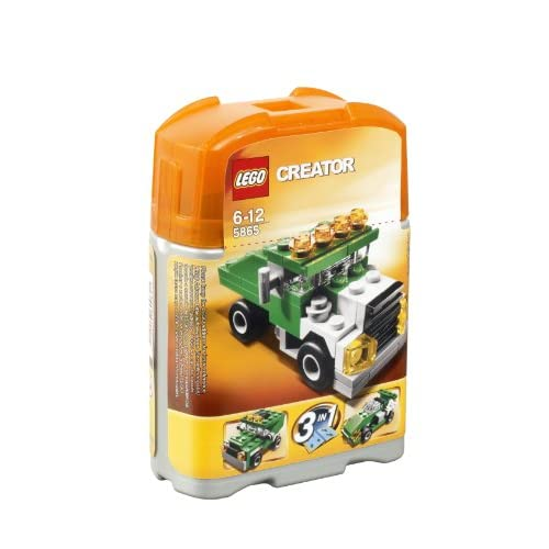 LEGO-Creator-6439-Mini-Dumper