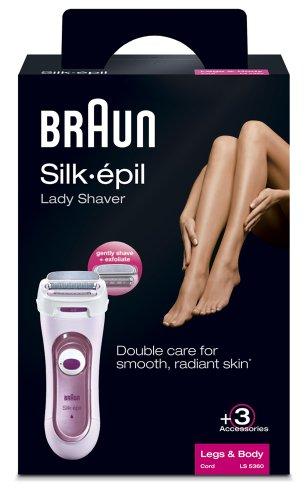 hackfiles.eu:Recensioni clienti: Braun Silk-épil 3 Epilatore, Edizione Regalo