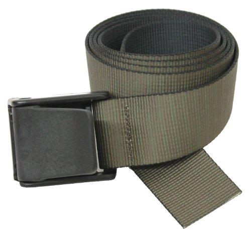 Thomas Bates Titan Web Belt (Olive)