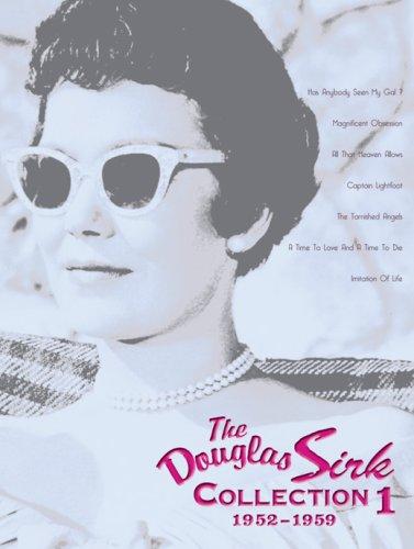 ダグラス・サーク コレクション DVD-BOX 1 (僕の彼女はどこ/心のともしび/天の許し給うものすべて) [初回限定生産]