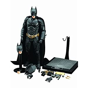 The Dark Knight: 1:6 Scale Batman (Sonar) Movie Masterpiece Series Deluxe