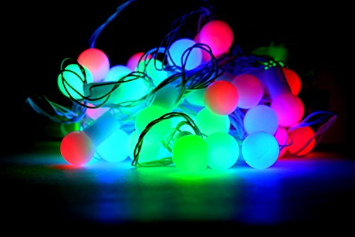 ASCENSION Fancy WaterProof Multicolour Led light decoration lighting for diwali christmas Rice lights Serial bulbs