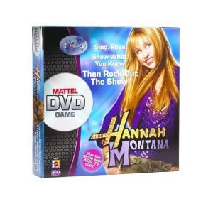 NEW Hannah Montana DVD Game (Audio/Video/Electronics)