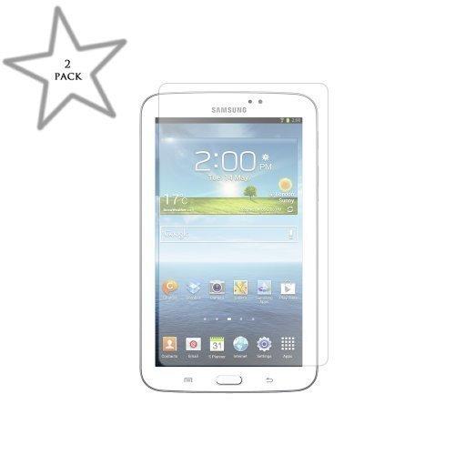 Sleek Gadgets® - 2 Stück Packung Displayschutzfolie für Samsung Galaxy Tab 3 7.0 P3210 SM-T210