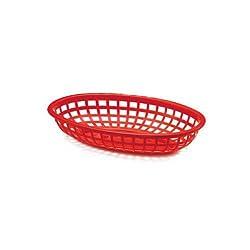 Tablecraft Set of 6 Sandwich Fish Baskets