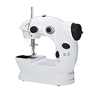 SmartCare Mini Sewing Machine 76 Piece Sewing Kit Included SC-08K by SmartCare