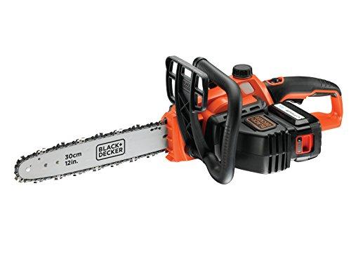 Black & Decker GKC3630L20-QW - Motosierra (longitud de espada de 30 cm, 36 V)