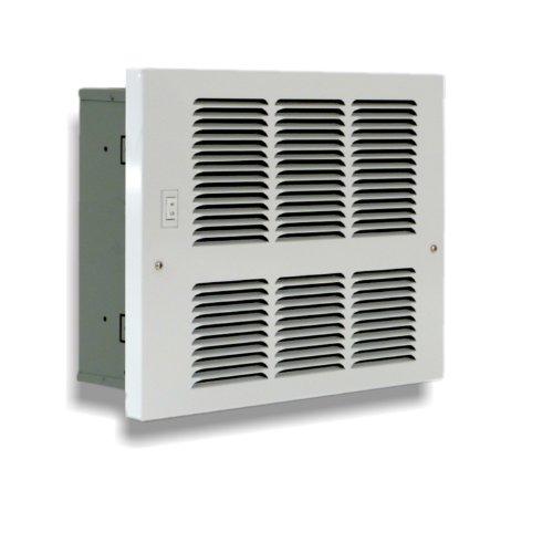 King H612 6/8-Gw 120-Volt 7600Btu Hydronic Heater, 8 Fins Per Inch