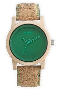 Sprout Organic Cork Watch