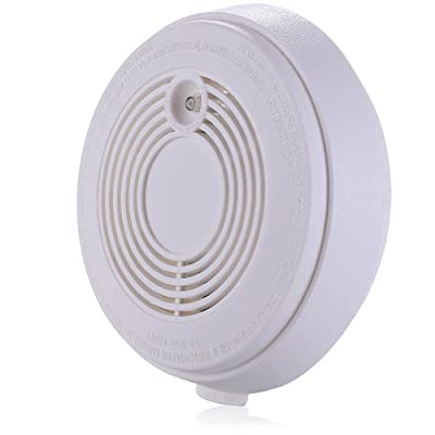 Mengshen Combination Carbon Monoxide and Smoke Alarm Battery Operated Combo CO & Smoke Detector MS-F601 by Mengshen