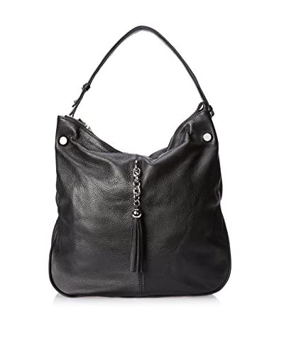 Charles Jourdan Women's Violet Hobo, Black