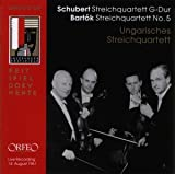 Bartók - String Quartet No 5; Schubert - String Quartet in G Schubert/Bartok