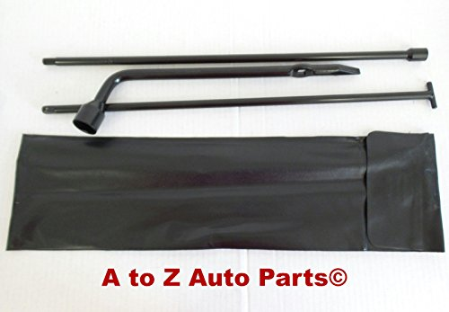 2004-2014 Nissan Titan Armada 2005-2012 Pathfinder Car Jack Tool Kit OEM NEW 99501-7S000 (Car Spare Tire Tools compare prices)