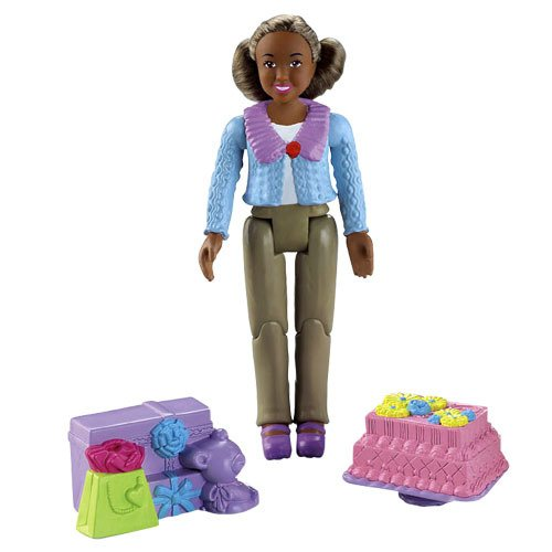 Fisher Price Loving Family African American Grandma - 1
