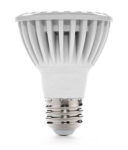 Royoled Par2081308D 8W (40W) 560 Lumen Par20 Spot Light Bulb, Dimmable 3000K Soft White Light