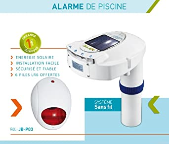 Alarme piscine les bons plans de micromonde for Alarme piscine