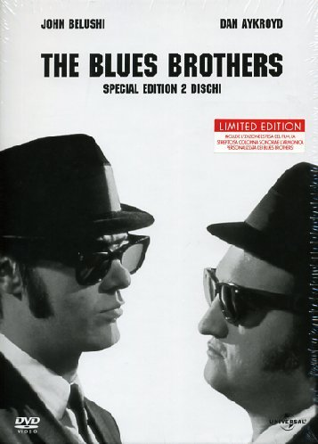 The blues brothers (CD+armonica limited edition) [IT Import]