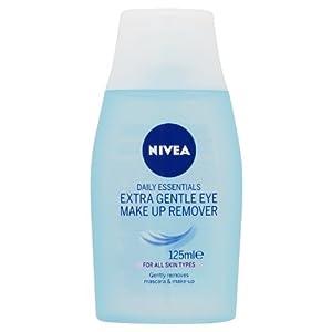 NIVEA Visage Extra Gentle Eye Make Up Remover - 125 ml