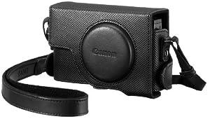Canon ソフトケース CSC-100(ブラック) PSSX280HS専用 CSC-100BK