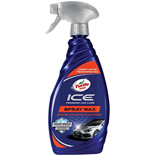 Turtle Wax T-477R ICE Spray Wax - 20 oz. (Ice Car Wash compare prices)