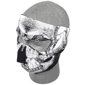 ZANheadgear Skull Neoprene Face Mask by ZANheadgear