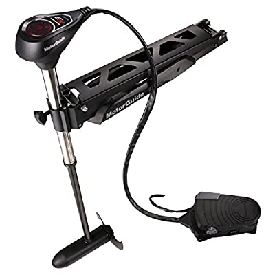 Atwood (940200120) 24V Bow Mount Trolling Motor with Foot Control