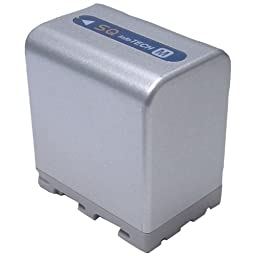 Lenmar LISQM91 Battery for Sony Camcorders