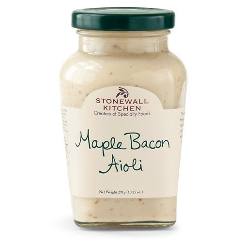 Maple Bacon Aioli, 10.25 Oz