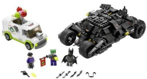 Lego Batman Batman vs Joker 7888