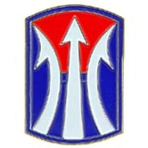 "U.S. Army 11th Infantry Brigade Pin 1"""