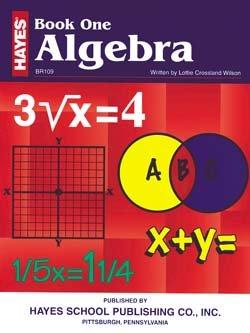 Algebra Book 1 - 1
