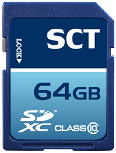64GB SD XC Class 10 SCT Secure Digital Ultimate Extreme High Speed SDXC Flash Memory Card 64G 64 GIGS GB FOR Digital Camera SLR Tablet Computer GPS