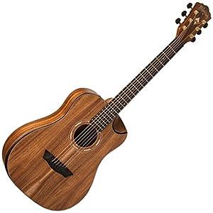 Washburn WCDM55K Koa 3/4 Size Comfort Series MINI Acoustic Guitar by Washburn
