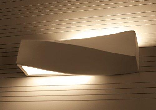 wandlampe-taurus-mattweiss-bemalbar-mit-wandfarbe-e27-wandleuchte-flurlampe