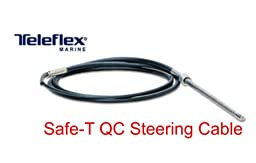 SeaStar Safe-T QC11 Rotary Marine Steering Cable, 23\'