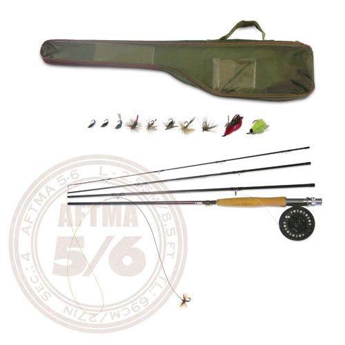 Fly Fishing rod-reel combo
