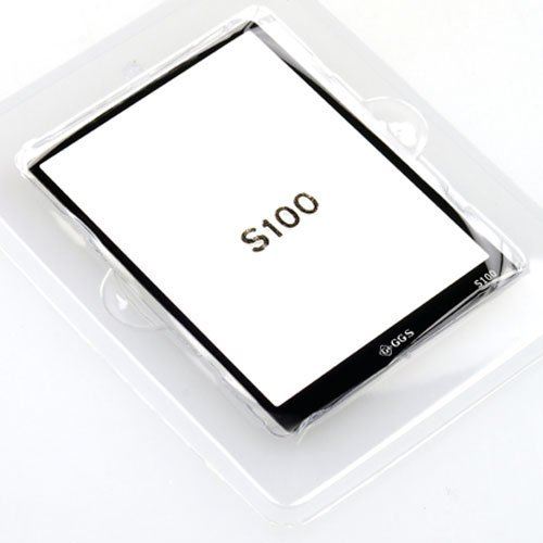 Ggs Lcd Protector Glass For Canon S100