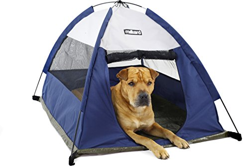 Milliard Outdoor Pet Tent/Camping Dog Tent - 33x28x44in