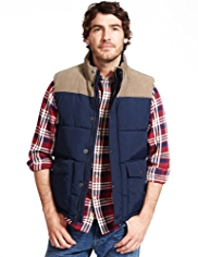 North Coast Panelled Gilet