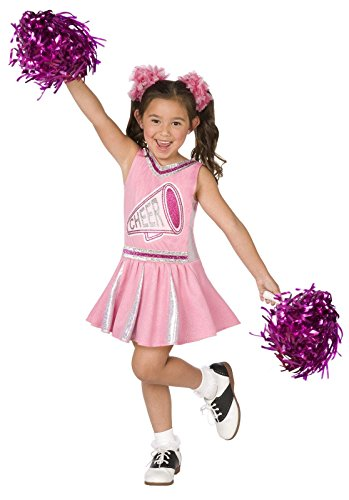 Buy Seasons - Pink Cheerleader Child Costume