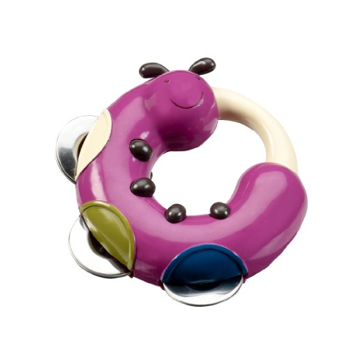 Toysmith Caterpillar Tambourine