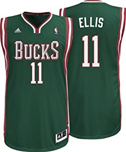 NBA Milwaukee Bucks Swingman Jersey Monta Ellis #11 by adidas