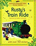 img - for Rusty's Train Ride Sticker Book (Farmyard Tales Sticker Storybooks) book / textbook / text book
