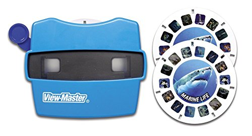 ViewMaster Classic Viewer with 2 Reels Marine Life Reels