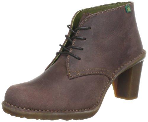 El Naturalista Womens Duna Brown Boots N523 3 UK, 36 EU