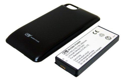Mugen Power Extended 3800mAh Battery for Blackberry Z10 4G LTE  2x
