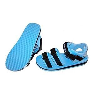 Buy Aqua Jogger APM1213 XXlarge ExerSandals - Blue by Aqua Jogger