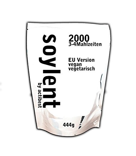soylent -2000- 6-8 meals of actibest EU version test package for 2 days by actibest