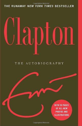 Clapton PB  The Autobiography, Eric Clapton