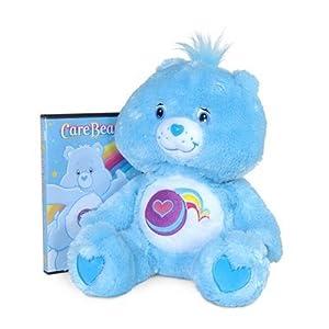 Care Bear Floppy Pose w/ DVD Play-a-Lot